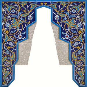 Cami Kemerleri-Ayna-El Dekoru-CK-05-