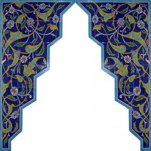 Cami Kemerleri-Mihrap-CK-07-