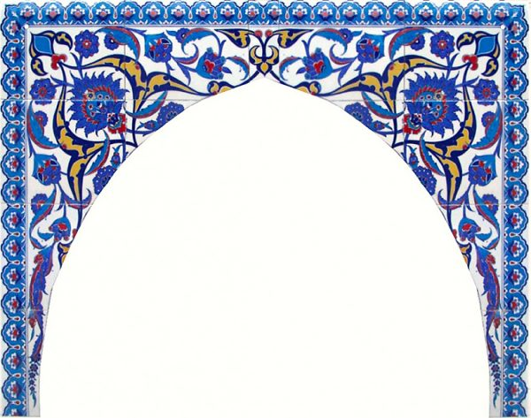 Cami Kemerleri-Mihrap-CK-09-