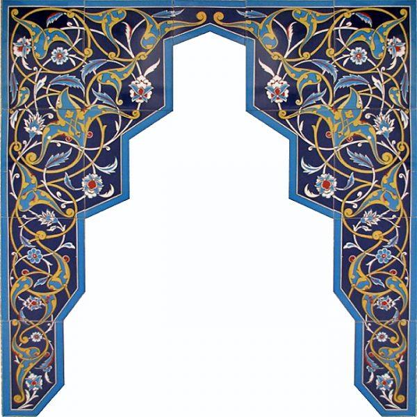 Cami Kemerleri-Mihrap-CK-10-