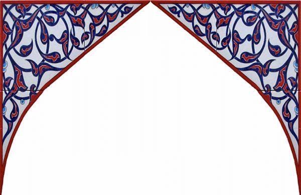 Cami Kemerleri-Mihrap-CK-11-