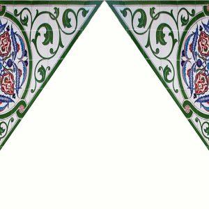 Cami Kemerleri-Mihrap-Valide Sultan Cami-CK-12-