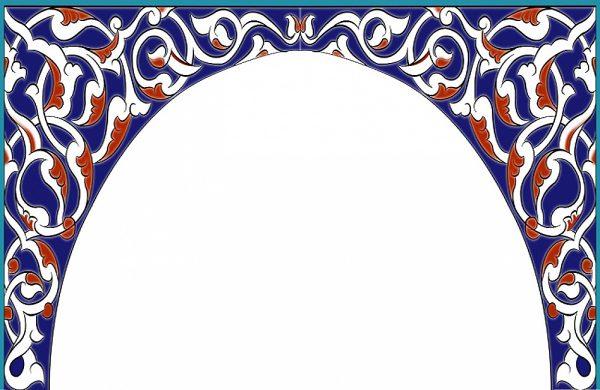 Cami Kemerleri-Pencere Kemeri-CK-13-