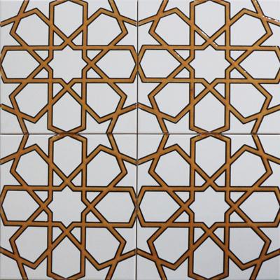Cami Karoları 20X20 AC-89-Sarı